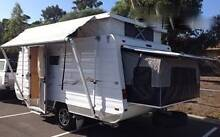 CARAVAN FOR HIRE - 2010 Paramount Duet Expander from $100 per day Langwarrin Frankston Area Preview