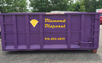RENT BINS FOR GARBAGE, JUNK, TRASH, ROOFING & WASTE REMOVAL!