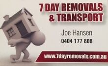 7 Day Removals Shailer Park Logan Area Preview