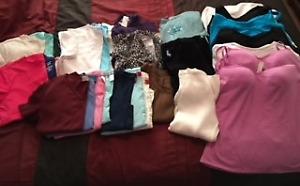 Variety of Ladies clothing