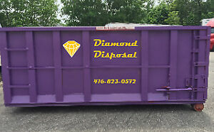 Disposal bins for all your spring cleaning & renovation needs!!!