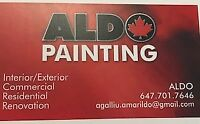 Painting and Renovation Services - Residential/Commercial