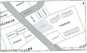 Commercial Lot Available on Riverside Drive! 1863 sq. meter