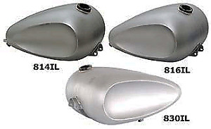 Looking for motorcycle gas tanks.
