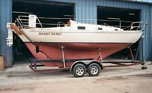 Dual Axle Sailboat trailer wanted