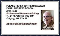 PROFESSIONAL EDITING FOR UNDERGRADS & MASTERS/PhD CANDIDATES