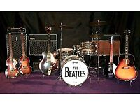 Talented Singer/Guitarist Needed for Europe's Leading Beatles Tribute Band