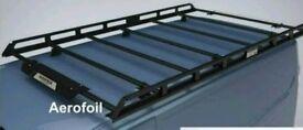 roof rack off a Peugeot expert