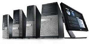 *** GREAT DEALS *** Dell and HP DESKTOP'S *** GREAT DEALS ***