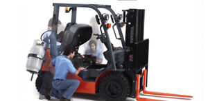 Forklifts maintenance, pallet trucks repairs, inspections