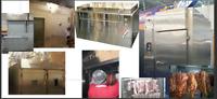 smokehouse,tumbler,grinder,mixer,cutter,Injector,handtmann