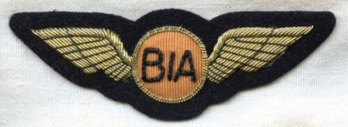 1970s British Island Airways (BIA) Pilot Wing