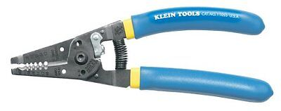 Klein Tools 11055 Klein Tools-kurve Wire Strippercutter Blue With Yellow Strip
