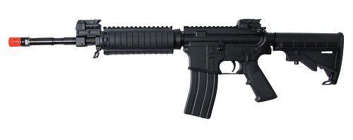 KJW M4 Version 3 Full Metal Gas Blowback Airsoft Rifle