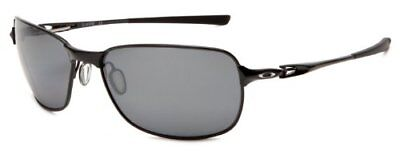 NEW Oakley Polarized C-Wire - Polished Black / Black Iridium Polarized OO4046-01 for sale  San Francisco
