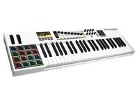 M Audio Code 49key (White) Great Condition