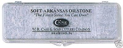 (CASE XX KNIVES #903 ARKANSAS STONE KNIFE SHARPENER NEW USA MADE IN CASE )