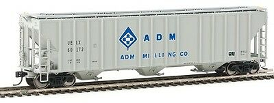 Walthers   106113 55 Evans 4780 Covered Hopper Archer Daniels Midland  Ho Mib