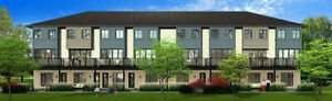 Executive Townhomes Launching In Barrie from  Low $400's