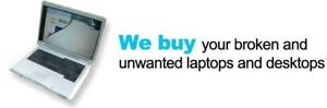 INSTANT CASH FOR YOUR UNWANTED MACBOOK PRO & PC NOTEBOOK