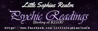 Psychic Readings starting at $25