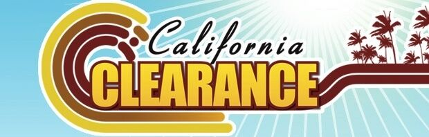 California Clearance Closet