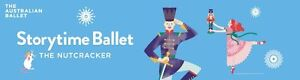 Storytime Ballet: The Nutcracker - Sydney 23/12/16 3 x tickets Fairlight Manly Area Preview