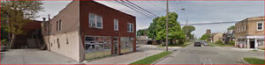 All inclusive 500 sq. ft. retail/office by Ouellette at $23/day