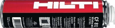 Hilti Cf 812 Window Door Foam Case Of 12 Cans - New - Part 3413889
