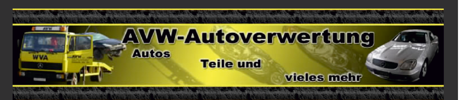 Avw-Autoverwertung