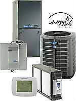 furnace and air conditioner