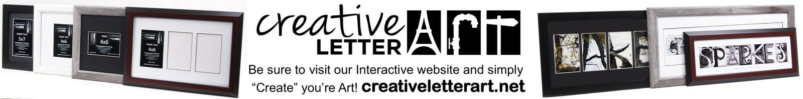 Creative Letter Art