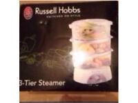 Russell Hobbs steamer