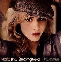 NATASHA BEDINGFIELD : UNWRITTEN (CD) sealed