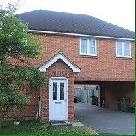 2 Double bed coach house for rent