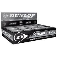 12-DUNLOP-COMPETITION-SINGLE-YELLOW-SQUASH-BALLS-WSF-AP