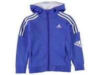 Adidas 9-10 yrs brand new hooded tops £10 each.