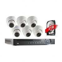 VIDEO SURVEILLANCE CAMERA SYSTEMS