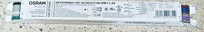 Osram 57433 Optotronic 30w Led Driver Oti30120-2771a0dim-1 L G2-new