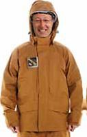 Law Enforcement Goretex Brown Coverall