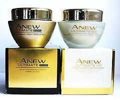 Avon Anew Ultimate Day and Night Cream 50g Cambridge Cambridge Kitchener Area image 1