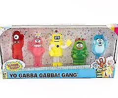 yo gabba gabba figures ebay holidays oo