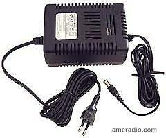 ICOM AD-55 UK 240VAC 15VDC 1.5A power supply.