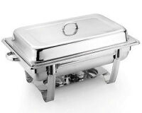 Rechaud a Bruleurs / Full size chafing dish