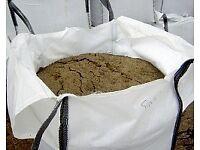 Bulk Bag of Builders Sand
