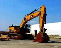 2012 CAT 374DL Excavator selling at Auction!