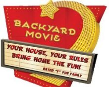 BACKYARD CINEMA - MOVIES WITH POPCORN & HOTDOGS! Darra Brisbane South West Preview