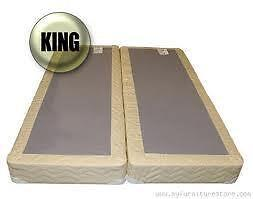 NEW KING BOX SPRING SETS
