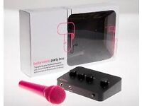 Lucky Voice Karaoke Box/Machine never been used