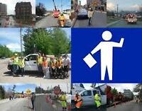 Qualified Traffic Control Persons NEEDED